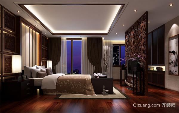 118平米新古典风格卧室装修效果图