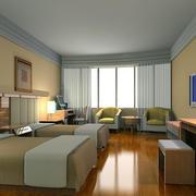 时尚风格房间装修图片