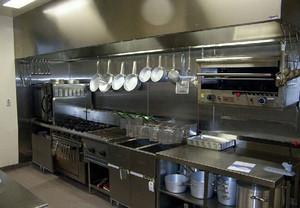 2016市中心饭店厨房设计装修效果图