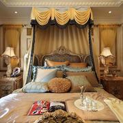 30平米巴洛克风格卧室装修效果图