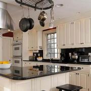 别墅欧式风格奢华厨房装饰