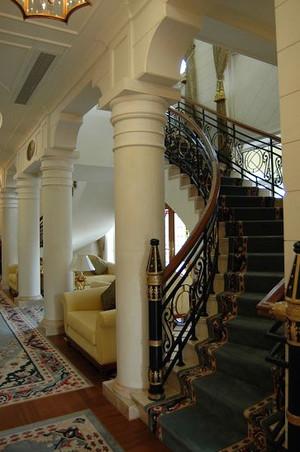 大型欧式奢华大气顶级别墅豪宅装修效果图