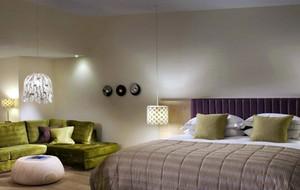 2016年全新混搭风格交换空间卧室装修效果图