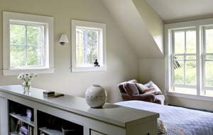 简约风格农村房屋卧室装饰