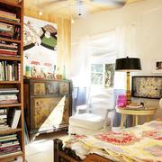 色彩繁多的卧室装饰设计