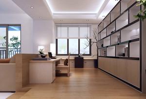 都市170平米家居开放式书房装修设计图