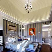 欧式奢华卧室灯饰装饰