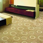 别墅柔软材质地毯效果图片