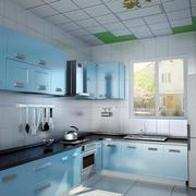 现代简约风格厨房集成吊顶装饰