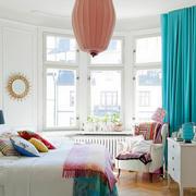 混搭风格简约卧室装饰