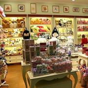 欧式简约风格玩具店装饰