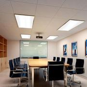 唯美型会议室效果图