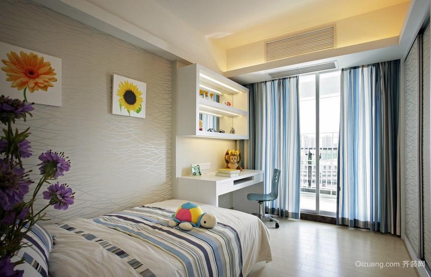 118平米宜家风格儿童房设计装修效果图