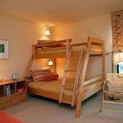 小户型时尚风格儿童房设计装修效果图
