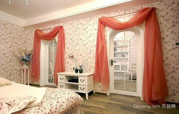 现代风格138平米新房布置图片