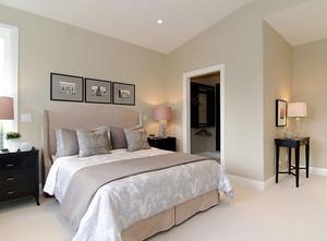 单身公寓宜家风格卧室装修效果图