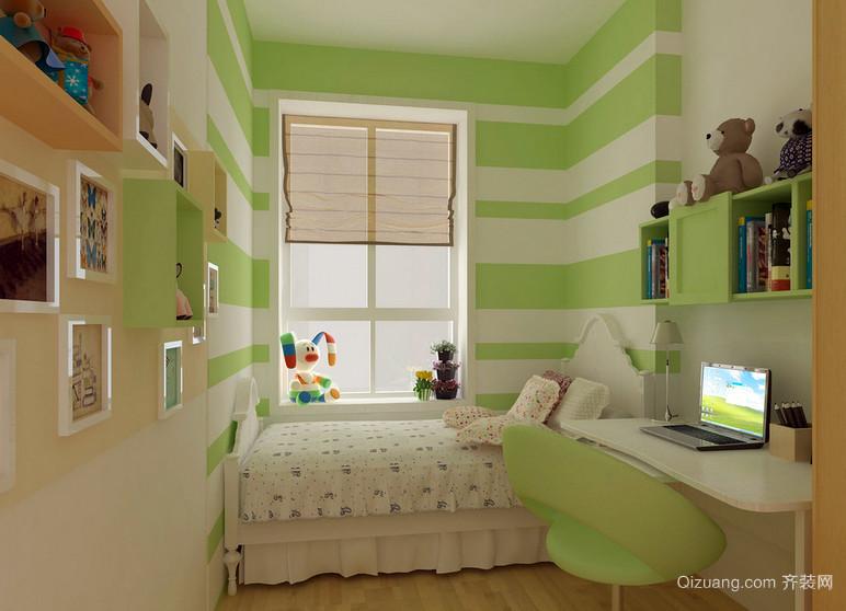 大户型精致儿童房设计装修效果图