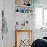 欧式清新风格书房装饰
