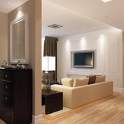 客厅木地板设计大全
