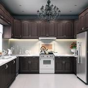 厨房设计模板实例