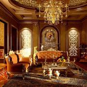 欧式风格客厅设计大全