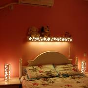 大户型创意床头壁灯效果图片