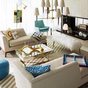 北欧风格客厅沙发装饰设计