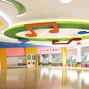幼儿园地板砖效果图
