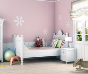 2016精美活泼的欧式别墅型儿童卧室装修效果图