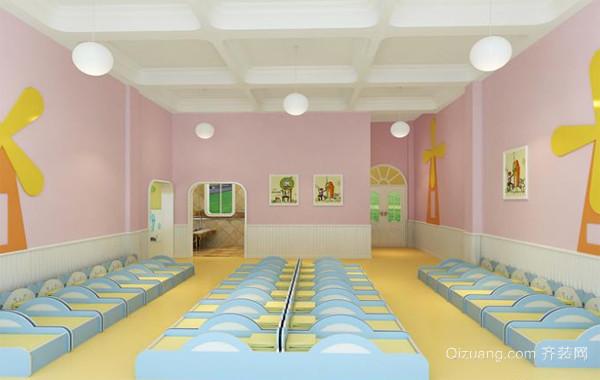 2016县重点幼儿园装修设计效果图