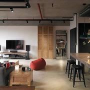 简约风格loft设计图片
