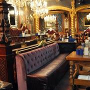 时尚风格酒吧装修图片