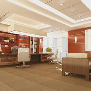 现代办公室整体设计
