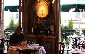 115平米唯美型咖啡店装修效果图