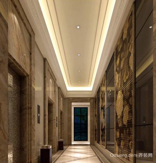 5平米精装电梯装潢设计效果图