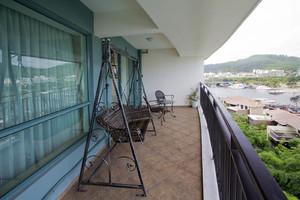 2016经典独立性小户型阳台装修设计效果图