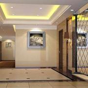 2016豪华型电梯装潢设计效果图