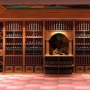 酒窖酒柜装修图片