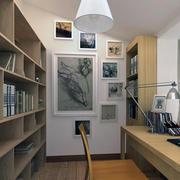 唯美的书房造型图