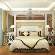120平米大众化卧室装修效果图