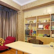 宜家风格书房装修图片