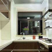 清新风格厨房设计大全