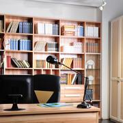 时尚风格书房装修图片