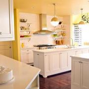 温馨型厨房设计图片