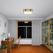 书房背景墙装修大全