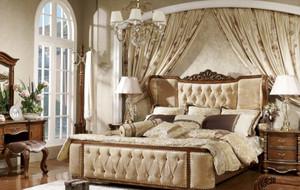 大型别墅美式风格美克美家实木家具图片