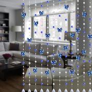蝴蝶式样客厅隔断设计