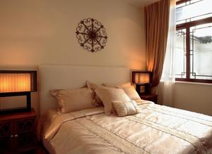 新古典气质卧室护眼灯饰装修效果图