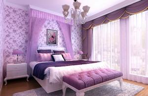 大户型宜家风格卧室装修效果图