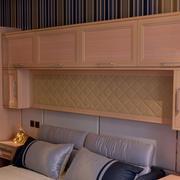 128平米自然风格整体衣柜设计效果图